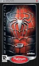 Игра Spider-Man 3 (Человек-Паук 3) (Platinum, Essentials) (PSP) для Sony PSP