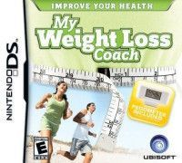 Игра My Weight Loss Coach + Аксессуар Шагометр (DS) для Nintendo DS
