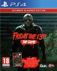 Friday the 13th: The Game Ultimate Slasher Edition (PS4)