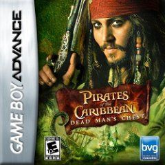 Pirates of the Caribbean: Dead Man`s Chest (Пираты - Сундук мертвеца) Русская Версия (GBA)