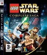 Купить игру LEGO Star Wars: The Complete Saga (PS3) на Playstation 3 диск