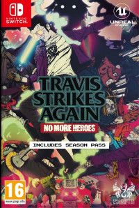 Купить игру Travis Strikes Again: No More Heroes Русская версия (Switch) диск
