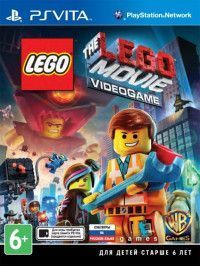 LEGO Movie Video Game Русская Версия (PS Vita)