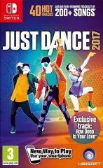 Купить игру Just Dance 2017 (Switch) диск