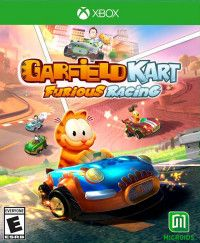 Garfield Kart: Furious Racing (Xbox One)