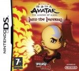 Игра Avatar: The Legend of Aang Into the Inferno (DS) для Nintendo DS