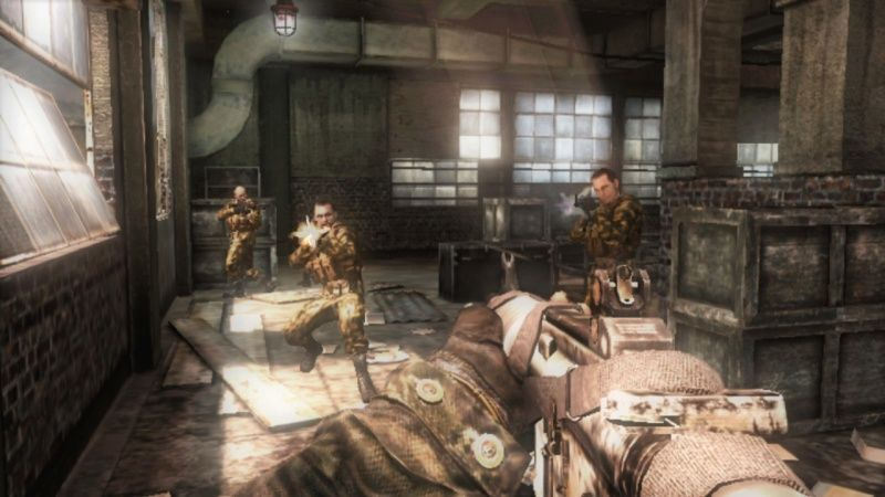 Call of Duty: Black Ops Declassified (PS Vita)