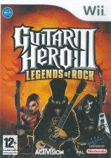 Купить игру Guitar Hero: 3 (III): Legends of Rock (Wii/WiiU) на Nintendo Wii диск