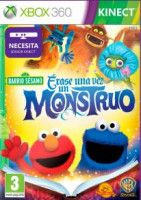Sesame Street: Once Upon a Monster для Kinect German ver. (Xbox 360) для Игры