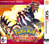 Купить игру Pokemon Omega Ruby (Nintendo 3DS) на 3DS