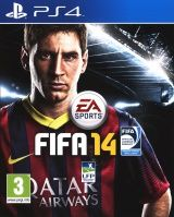 Игра FIFA 14 (PS4) USED Б/У Playstation 4