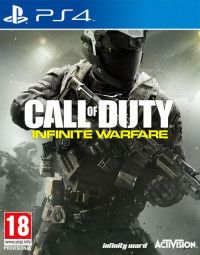 Call of Duty: Infinite Warfare (PS4) USED Б/У
