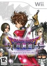 Купить игру Dragon Quest Swords: the Masked Queen and the Tower of Mirrors (Wii/WiiU) на Nintendo Wii диск