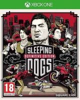 Купить Игру Sleeping Dogs: Definitive Edition (Xbox One) на Xbox One диск