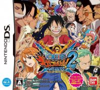 Купить One Piece: Gigant Battle 2 Японская Версия (DS) USED Б/У для Nintendo DS