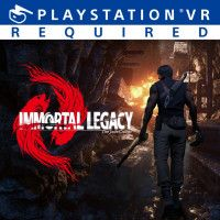 Immortal Legacy: The Jade Cipher (с поддержкой PS VR) (PS4)