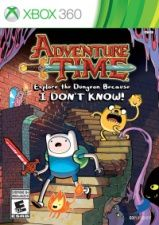 Adventure Time: Explore the Dungeon Because I Don't Know! (Xbox 360)