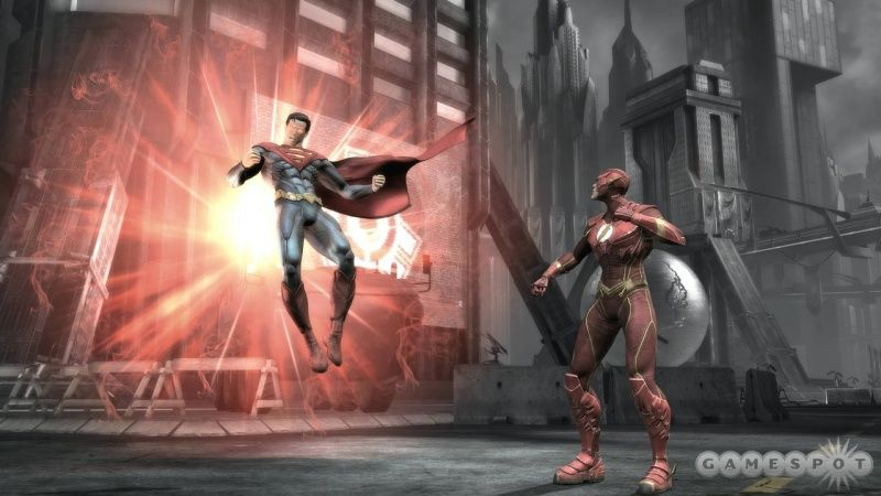Injustice: Gods Among Us Ultimate Edition Русская Версия (Xbox 360/Xbox One)