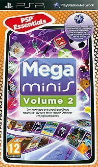 Mega Minis Volume 2 Essentials (PSP)