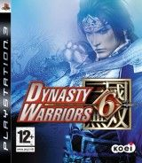 Купить игру Dynasty Warriors 6 (PS3) на Playstation 3 диск