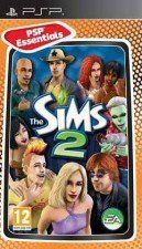 Игра The Sims 2 Essentials (PSP) для Sony PSP