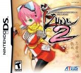 Игра Izuna 2 The Unemployed Ninja Returns (DS) для Nintendo DS