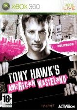 Игра Tony Hawk`s American Wasteland для Xbox 360
