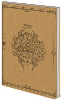 Ежедневник Pyramid: Символ мудрецов (Sage Symbol) Легенда о Зельде (The Legend Of Zelda) (Premium Notebooks SR72521) A5