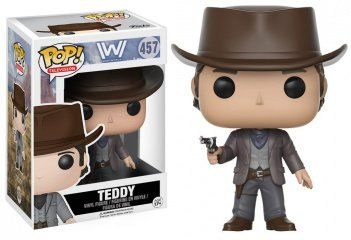 Фигурка Funko POP! Vinyl: Westworld: Teddy 14367 Funko