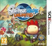 Купить игру Scribblenauts Unlimited (Nintendo 3DS) на 3DS