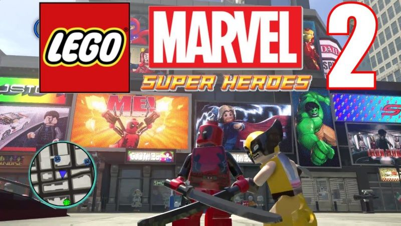 LEGO Marvel: Super Heroes 2 Русская Версия (Xbox One)