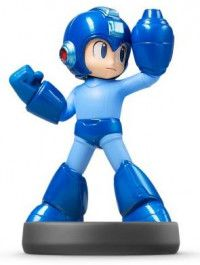 Купить Amiibo: Интерактивная фигурка Мегамен (Mega Man) (Super Smash Bros. Collection) от Nintendo