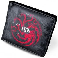 Кошелек ABYstyle: Эмблема Таргариены (Targaryen) Игра престолов (Game of Thrones) (ABYBAG213)