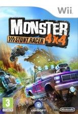 Monster 4x4: Stunt Racer для Nintendo Wii