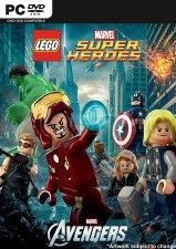 LEGO: Marvel Super Heroes Box (PC)