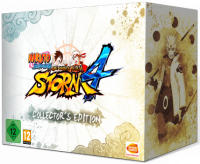 Naruto Shippuden: Ultimate Ninja Storm 4 Collector's Edition Русская Версия (PS4)