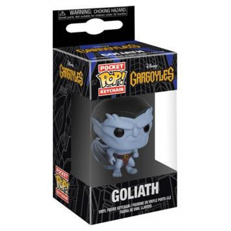 Брелок Funko Pocket POP! Keychain: Голиаф (Goliath) Гаргульи (Gargoyles) (30958-PDQ) 4 см
