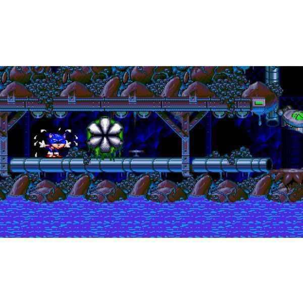 Ежик Соник Спинбол (Sonic Hedgehog Spinball) (16 bit)