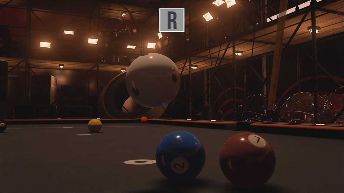 Pool Nation (PS4)