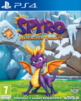 Купить Игру Spyro Reignited Trilogy (Спайро Трилогия) (PS4) на Playstation 4 диск