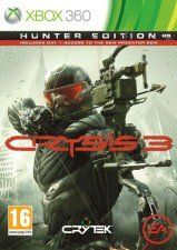 Купить Игру Crysis 3 Hunter Edition (Xbox 360/Xbox One) на Microsoft Xbox 360 диск