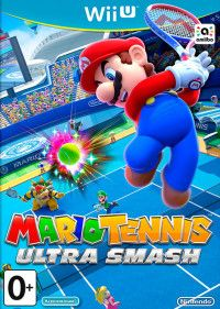Купить игру Mario Tennis: Ultra Smash (Wii U) на Nintendo Wii U диск