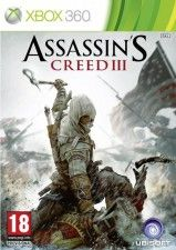 Купить Игру Assassin's Creed 3 (III) (Xbox 360/Xbox One) на Microsoft Xbox 360 диск