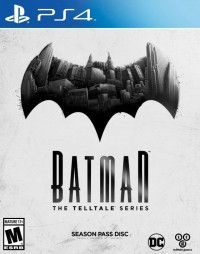Игра Batman: The Telltale Series (PS4) Playstation 4