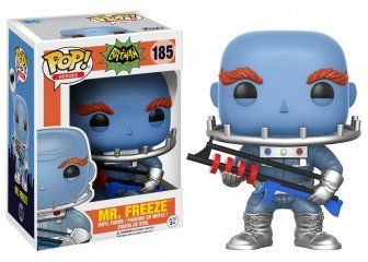 Фигурка Funko POP! Vinyl: DC: Batman 66: Mr. Freeze 13630 Funko