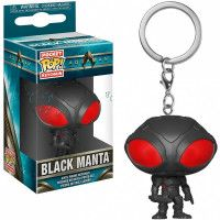 Брелок Funko Pocket POP! Keychain: Чёрная Манта (Black Manta) Аквамэн (Aquaman) (33235-PDQ) 4 см