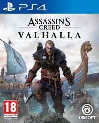 Игра Assassin's Creed: Вальгалла (Valhalla) Русская Версия (PS4/PS5) Playstation 4