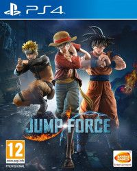 Игра Jump Force Русская Версия (PS4) Playstation 4