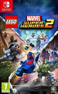 Купить игру LEGO Marvel: Super Heroes 2 Русская Версия (Switch) диск