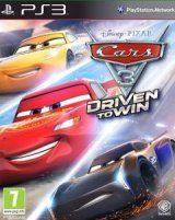 Тачки 3: Навстречу победе (Cars 3: Driven to Win) Русская Версия (PS3)